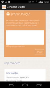 Denúncia Digital screenshot 5