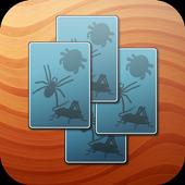 Invertebrate Bug Memory Game icon