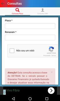 DETRAN-AL MOBILE screenshot 3