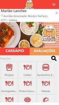 Marlão Lanches poster