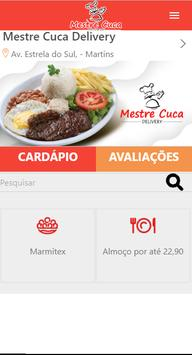 Mestre Cuca Delivery poster