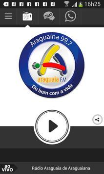 Rádio Araguaia de Araguaiana poster