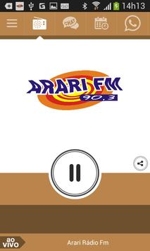 Arari Rádio Fm poster