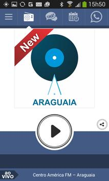 Centro América FM – Araguaia poster