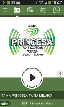 Rádio Princesa das Matas poster