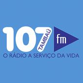107 FM Tambaú icon