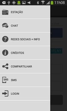 Rádio Transamérica Hits - Laguna apk screenshot