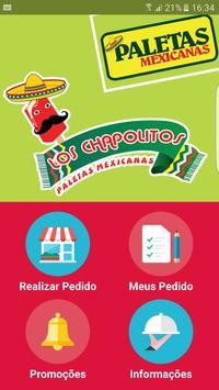 LosChapolitos Paletas Mexicana poster