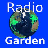 Resultado de imagem para radio garden imagens