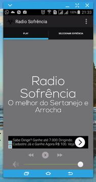 Rádio Sofrência apk screenshot