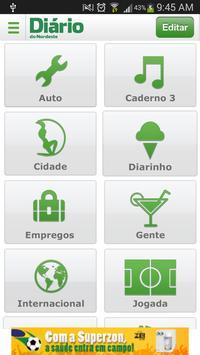 Diário do Nordeste apk screenshot