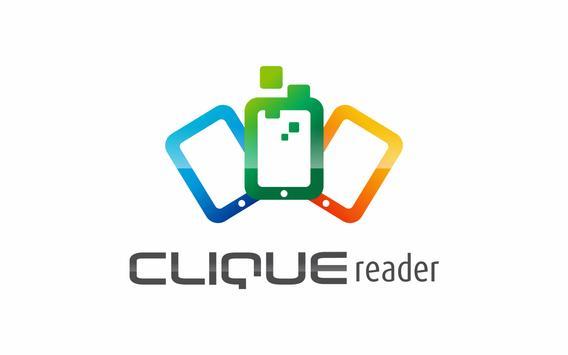 CLIQUEreader screenshot 1