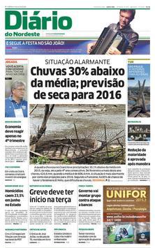 Diário do Nordeste Tablets apk screenshot