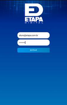 Etapa Digital poster
