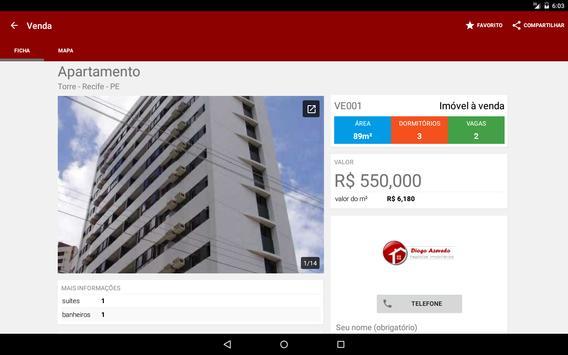 Diogo Azevedo Imóveis apk screenshot