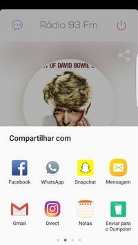 Rádio 93 FM screenshot 3