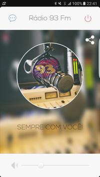 Rádio 93 FM screenshot 1