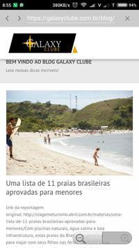 GALAXY Clube screenshot 3
