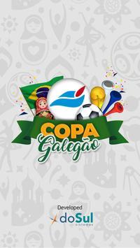 Copa Galegão poster