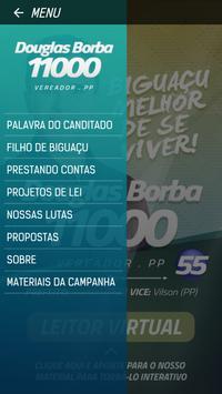 Douglas Borba poster