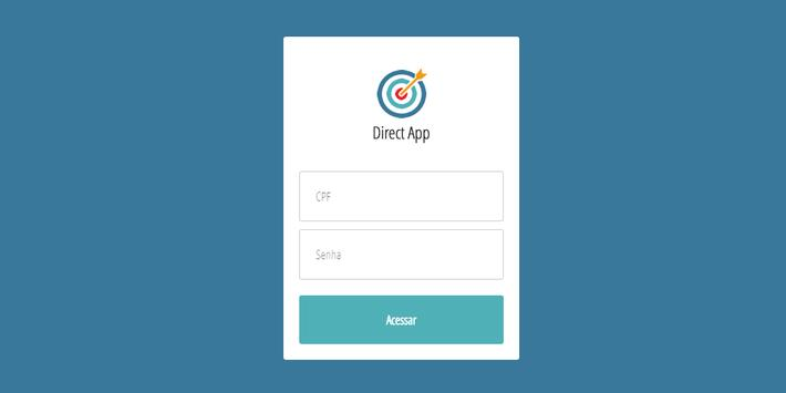 Direct App poster