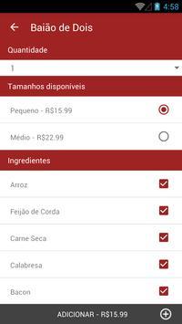 Brasileirinho Delivery screenshot 3