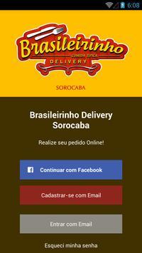 Brasileirinho Delivery poster