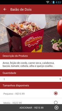 Brasileirinho Delivery screenshot 2