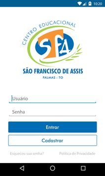 Colégio São Francisco de Assis - Palmas poster