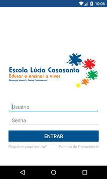 Escola Lúcia Casasanta poster