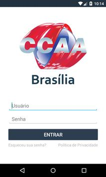 CCAA Brasília poster