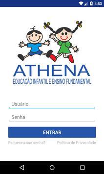 Athena Infantil poster
