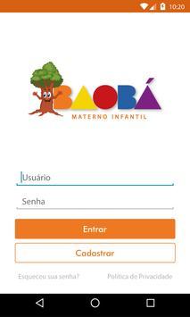 Baobá Maternal Infantil poster