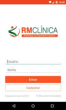 RM Clinica de Reabilitação poster