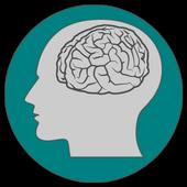 Mental challenge icon
