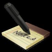 Anotações icon