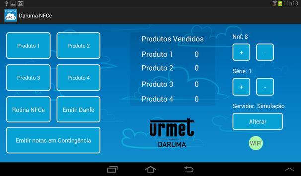 Daruma NFCe (versão tablet) screenshot 6