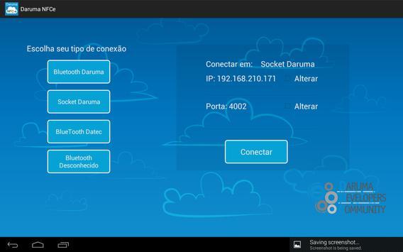 Daruma NFCe (versão tablet) poster