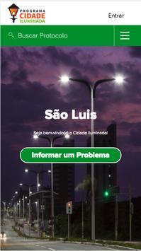 São Luís – Cidade Iluminada poster