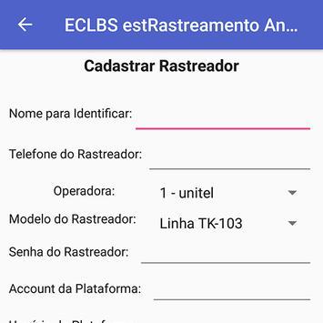 ECLBS Rastreamento Angola screenshot 3