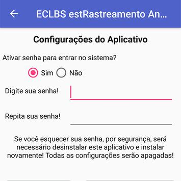 ECLBS Rastreamento Angola screenshot 2