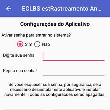 ECLBS Rastreamento Angola screenshot 2