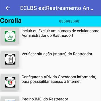 ECLBS Rastreamento Angola screenshot 5