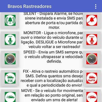 Bravos Auto Service Rastreadores screenshot 3