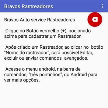 Bravos Auto Service Rastreadores poster