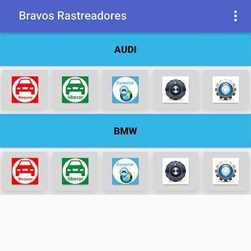 Bravos Auto Service Rastreadores screenshot 1