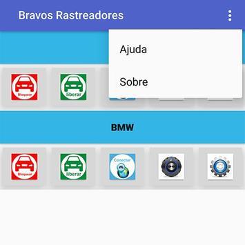 Bravos Auto Service Rastreadores screenshot 2