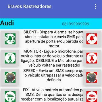 Bravos Auto Service Rastreadores screenshot 4