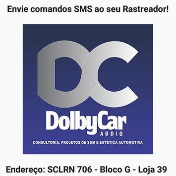 Dolby Car Audio e Rastreadores poster
