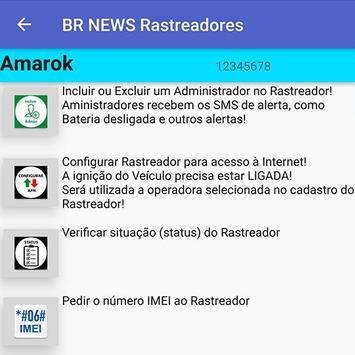BRNEWS Rastreadores screenshot 3